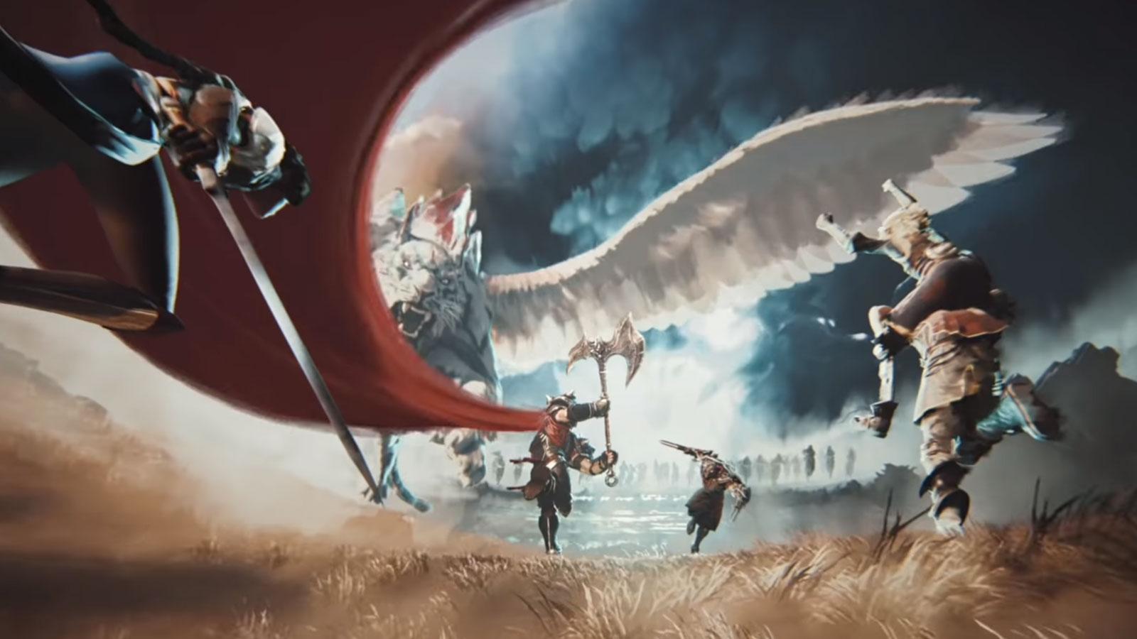 La date de lancement de Legeds of Runeterra est enfin connue