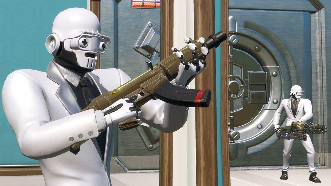 Mercenaires Fortnite Chapitre 2 Saison 2 Epic Games