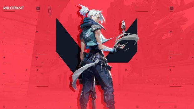 Valorant Riot Games beta fermée