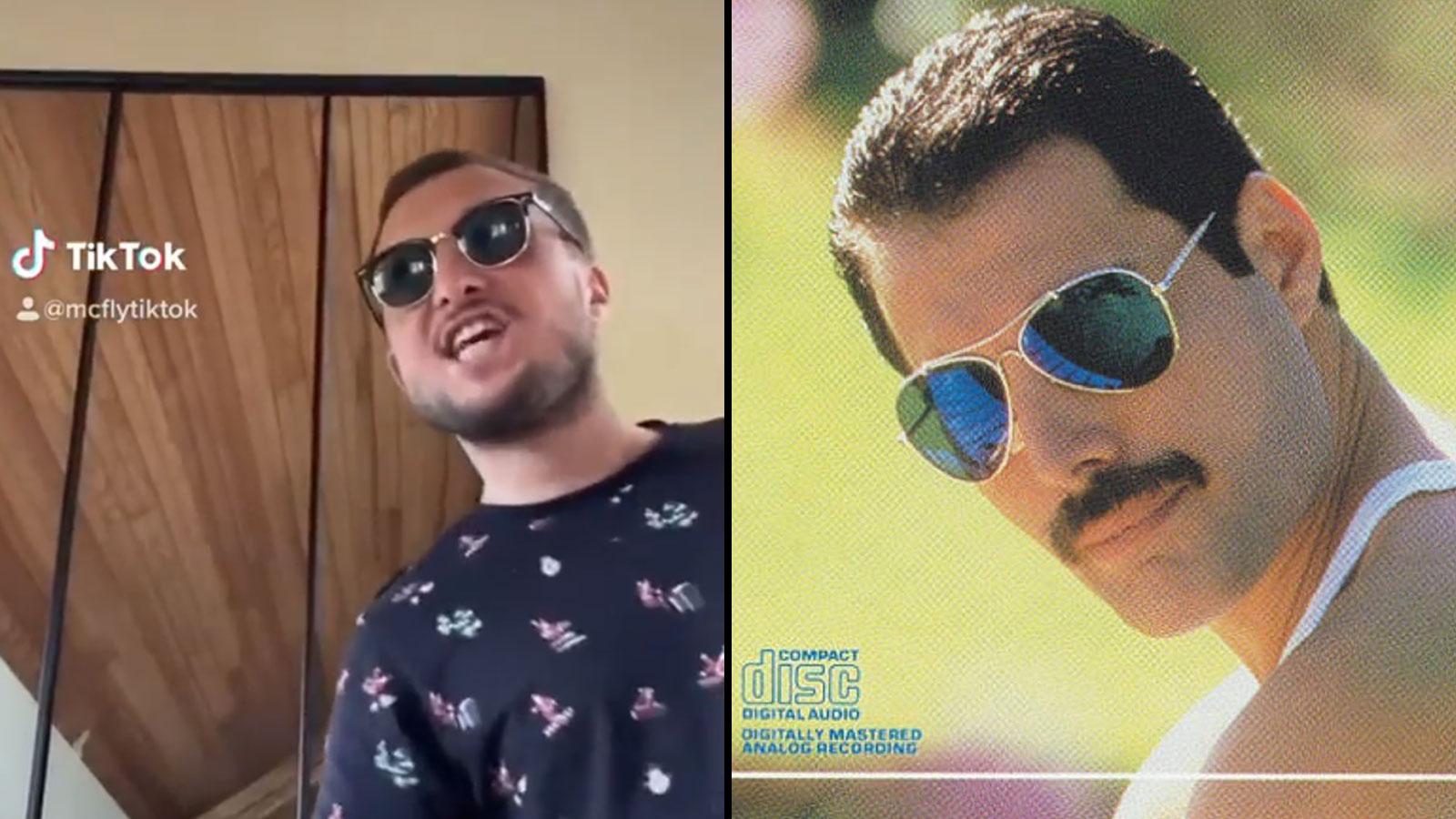 Mcfly s'est lancé sur une mise en scène sur Bohemian Rhapsody