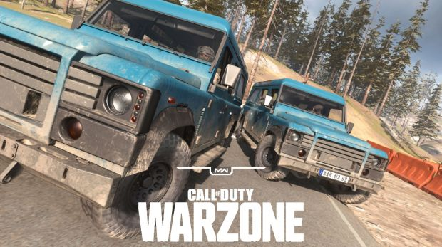 CoD Warzone véhicules Infinity Ward