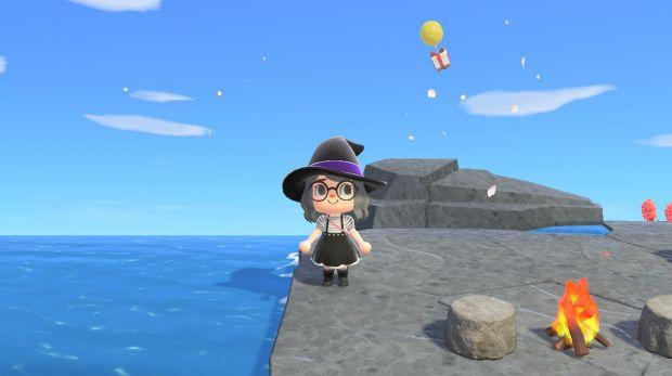 Animal Crossing: New Horizons @triforcemeg