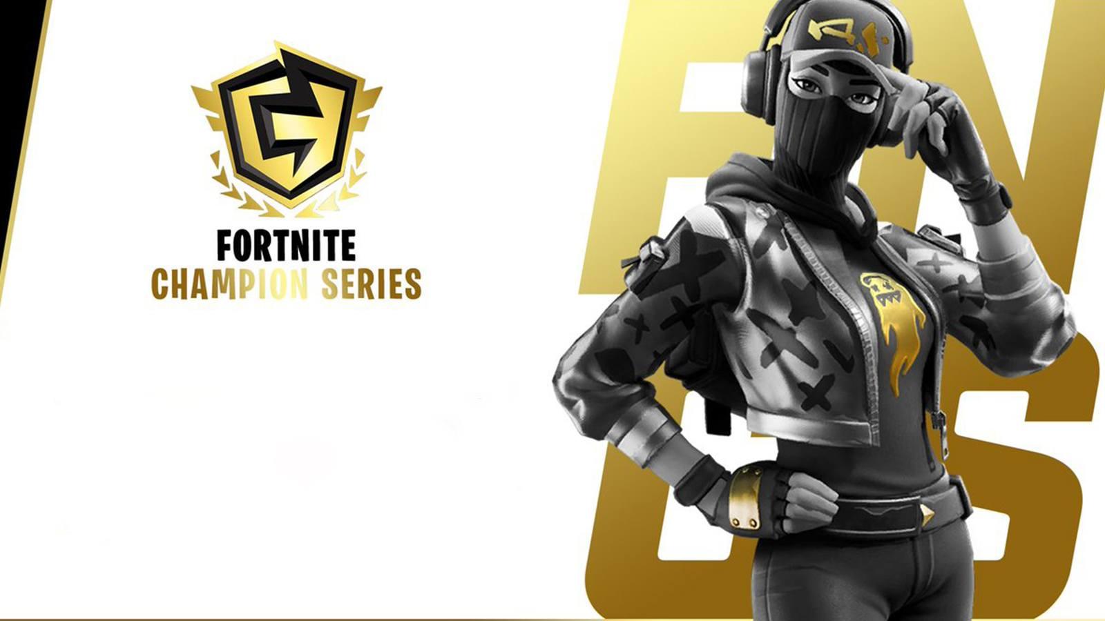 Fortnite Champion Series Saison 2