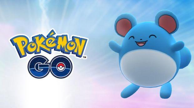 Pokémon Go Journée Combat GO Marill