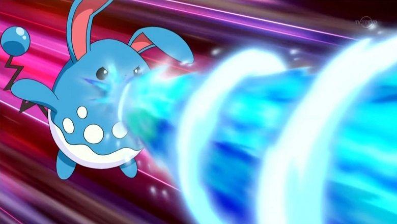 Pokémon Dessin animé Azumarill