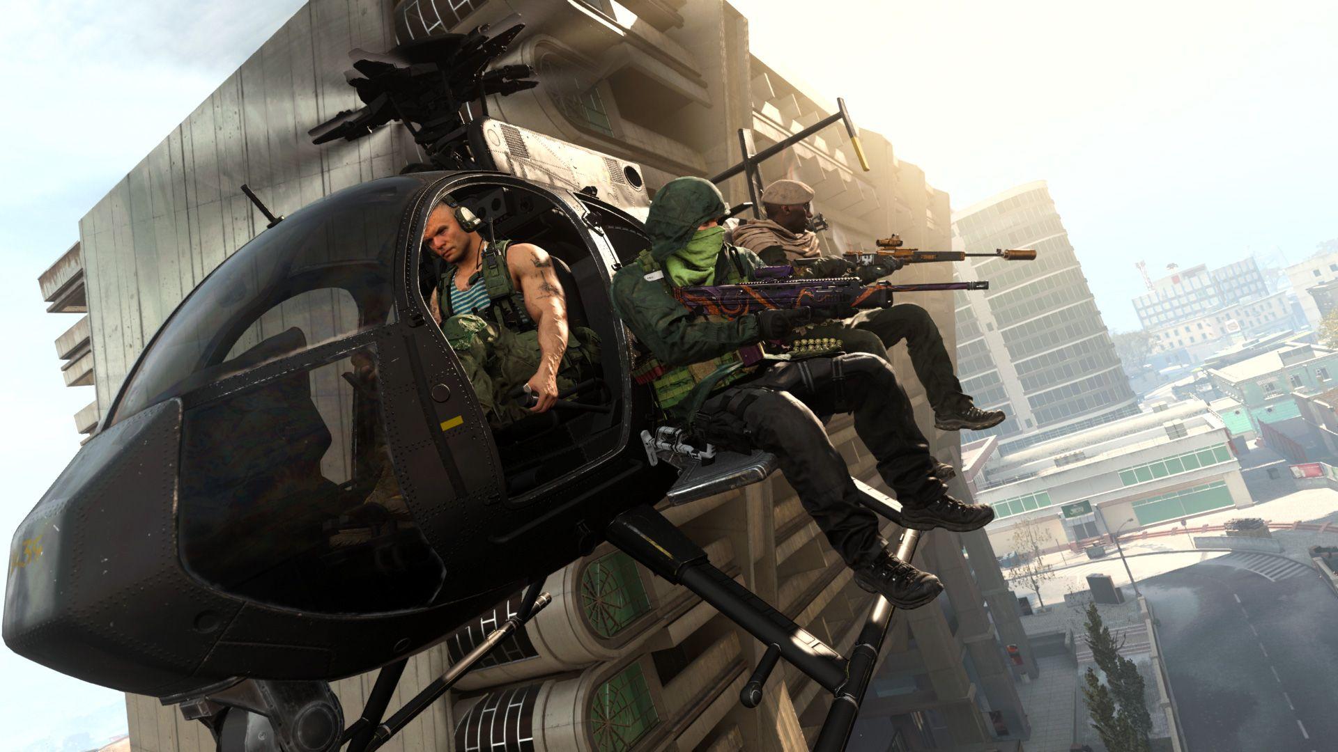 Les joueurs disposent d'une intéraction supplémentaire dans les véhicules de Warzone