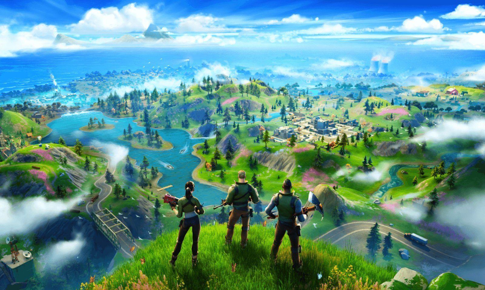 Fortnite Epic Games avis Tfue smg AR