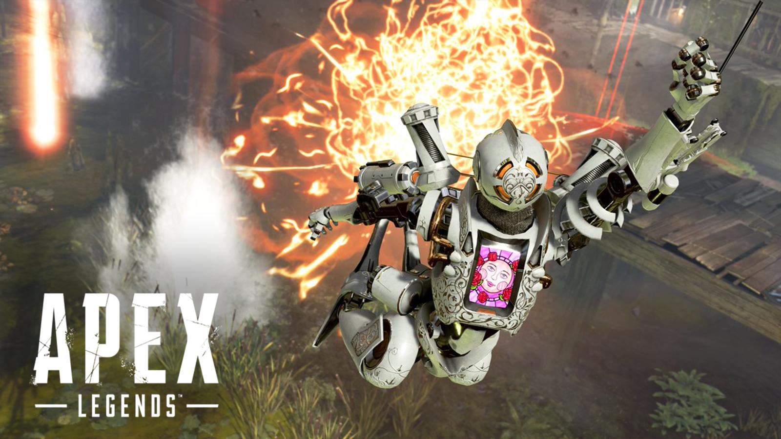 Apex Legends Pathfinder Respawn Entertainment
