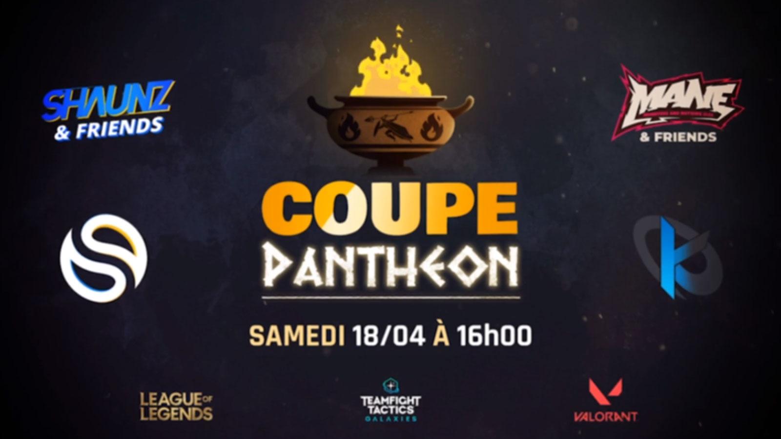 Découvrez les détails de la Coupe Panthéon