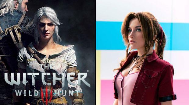 Un employé de CD Projekt a réagi à un cosplay magnifique de Ciri