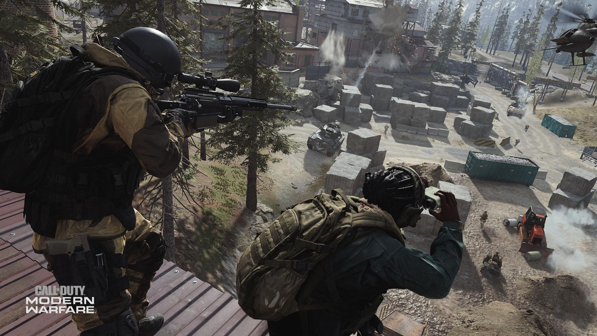 Call of Duty Modern Warfare Warzone Infinity Ward tricheurs