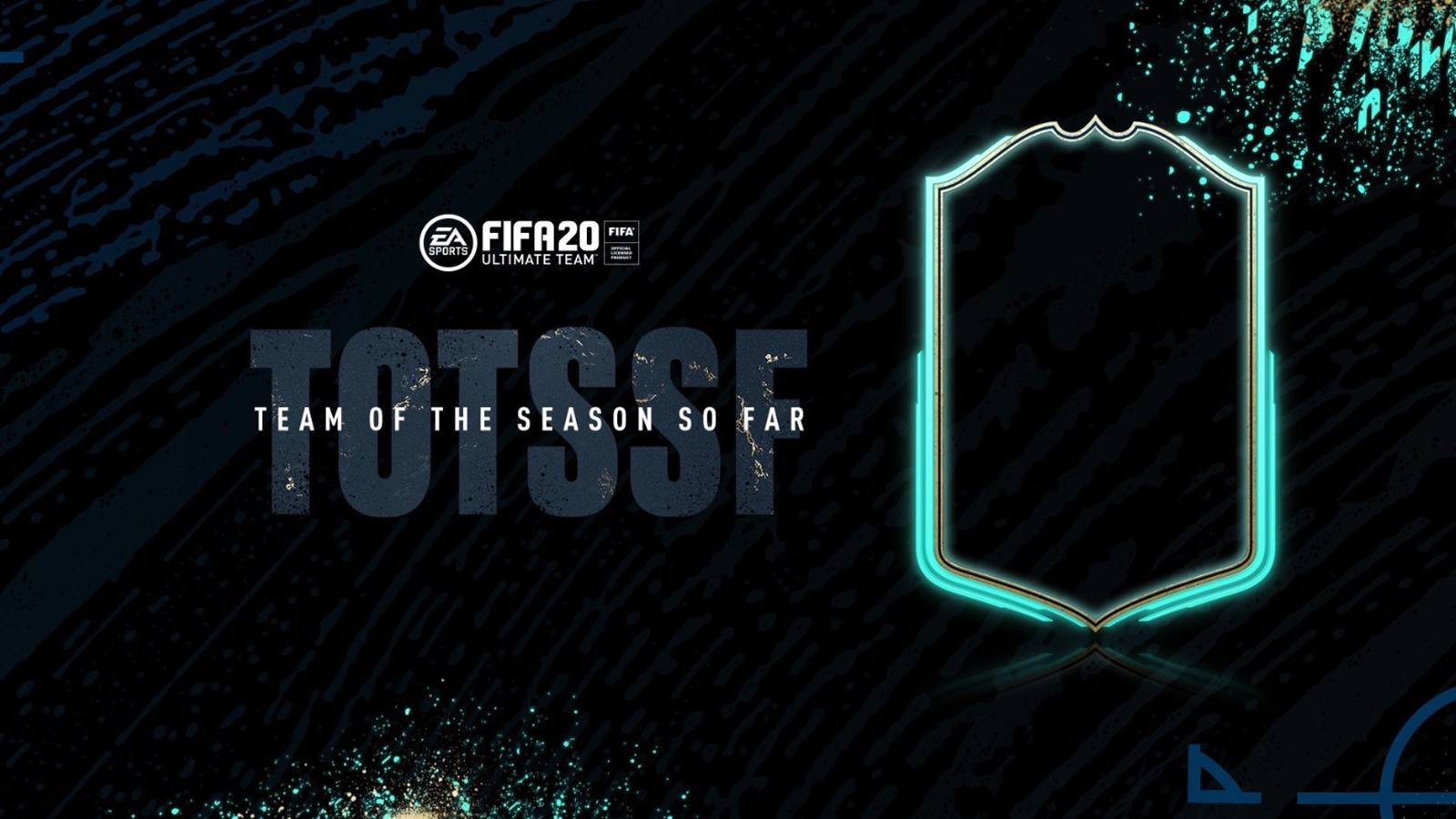 Evenement Team Of The Season So Far (TOTSSF) sur FIFA 20