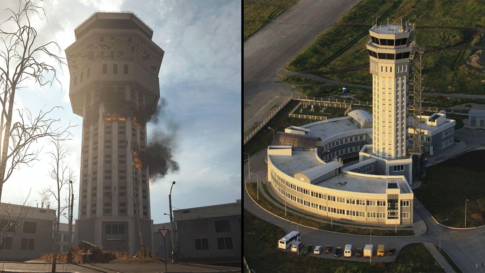 aéroport Verdansk Warzone   Aéroport Donetsk Ukraine