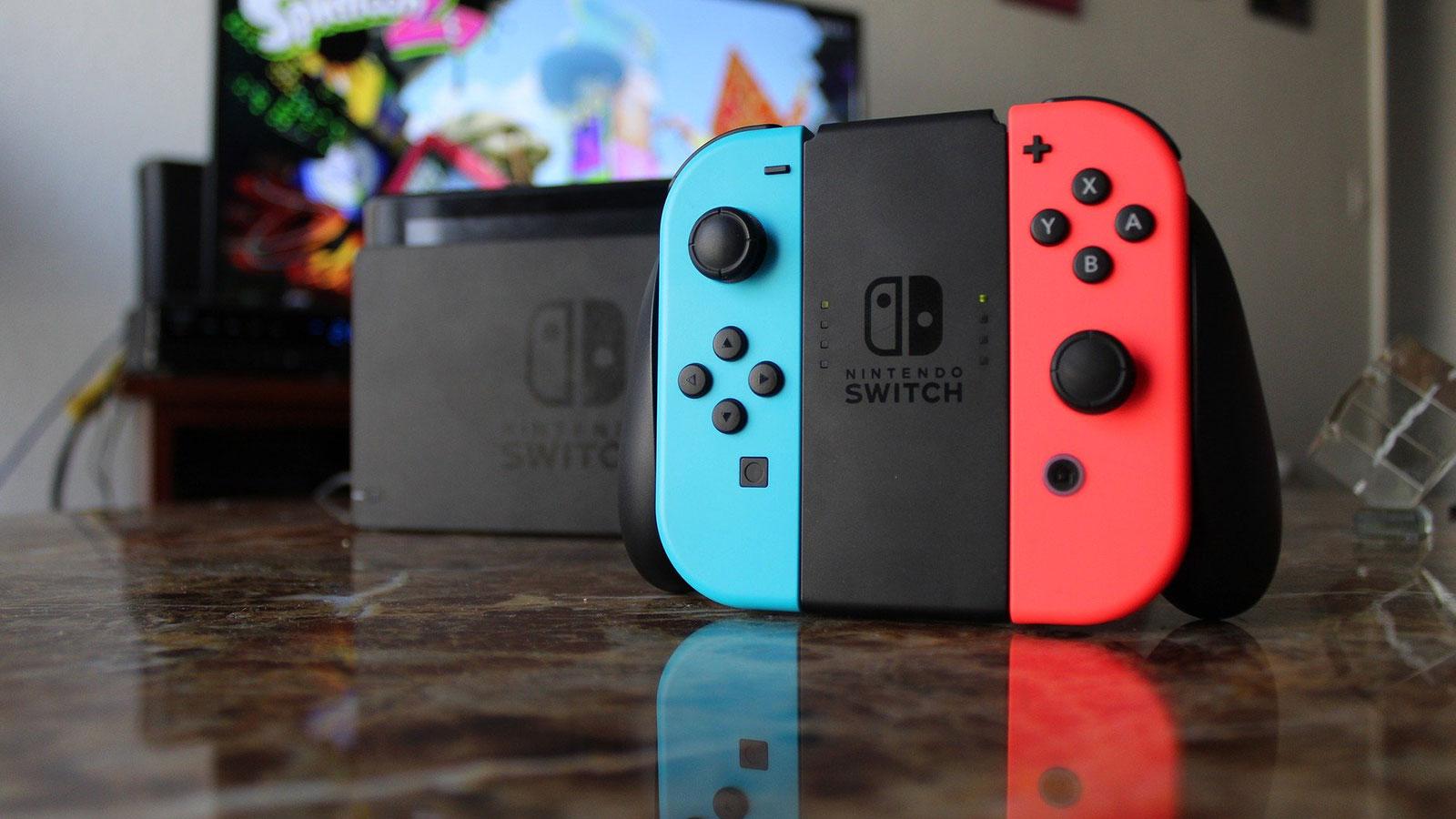 Plusieur sjoueurs sur Nintendo Switch se sont fait pirater leurs données