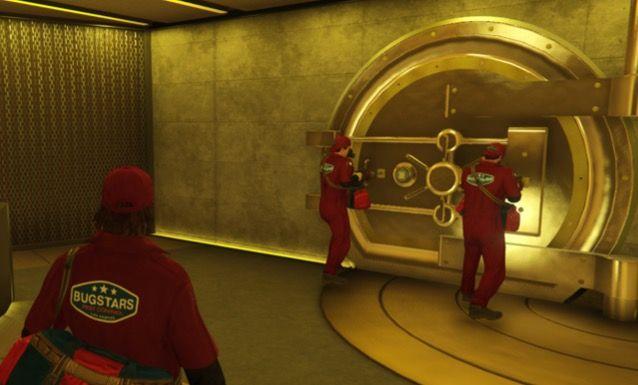 Le Diamond Heist est perturbé par un bug sur GTA Online