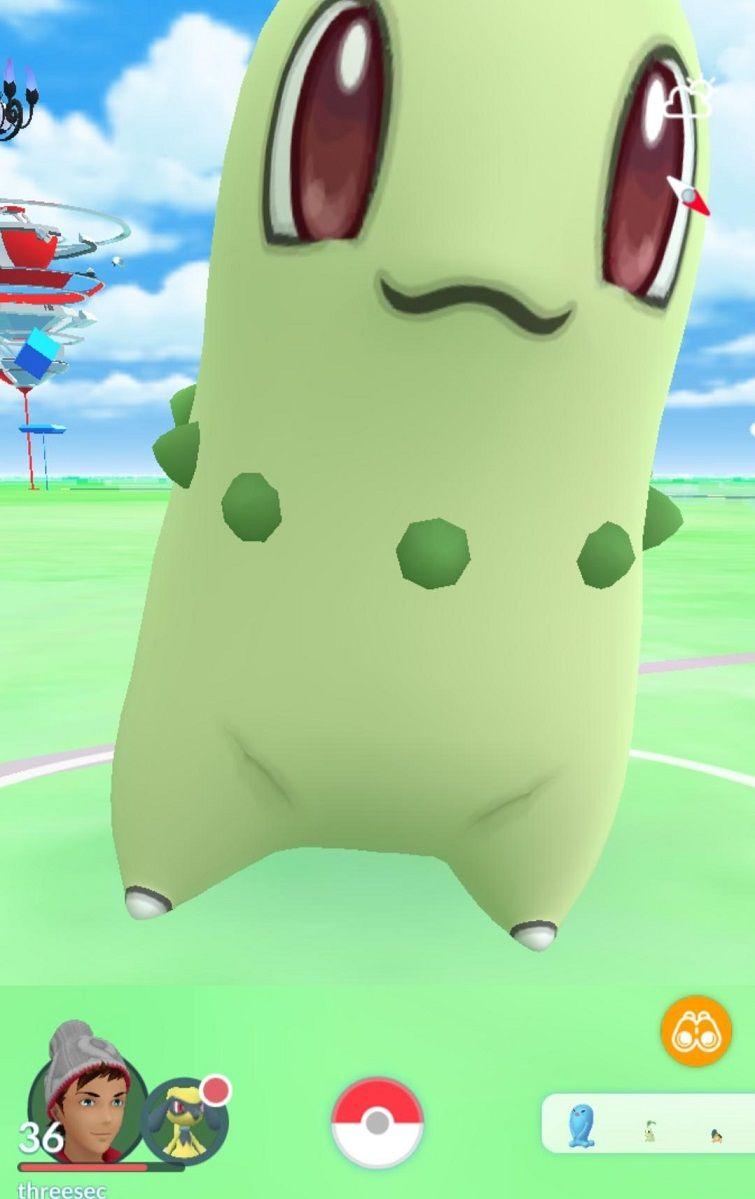 Des dresseurs pensent avoir trouvé des Pokémon Gigantamax sur Pokémon Go