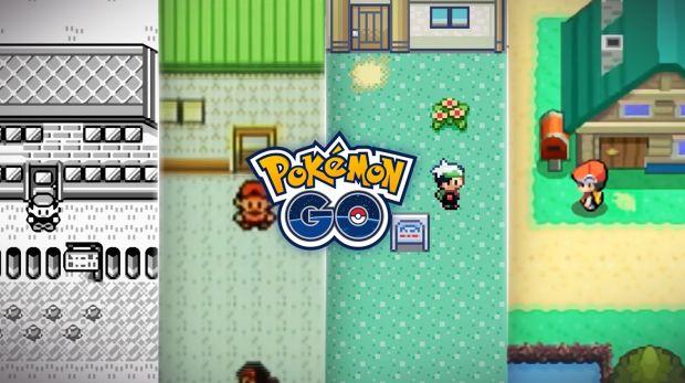 Pokémon Gen 1 2 3 et 4 Pokémon Go Niantic The Pokémon Company