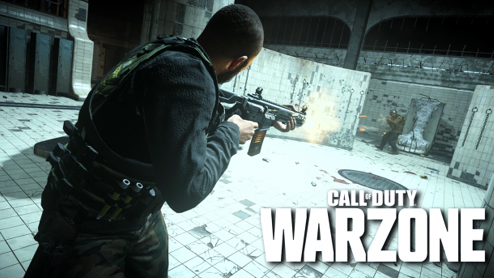 Bug Goulag dans Call of Duty : Warzone