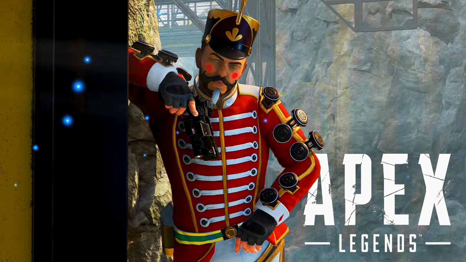 Apex Legends événement Mirage Respawn Entertainment