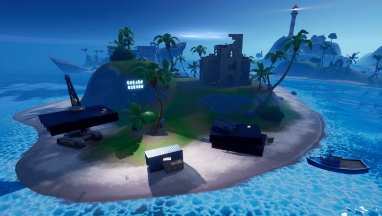 Fortnite Epic Games HYPEX Sweaty Island
