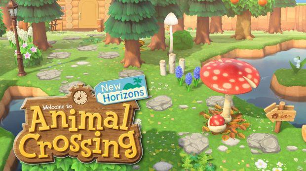 Animal Crossing : New Horizons Nintendo @triforcemeg