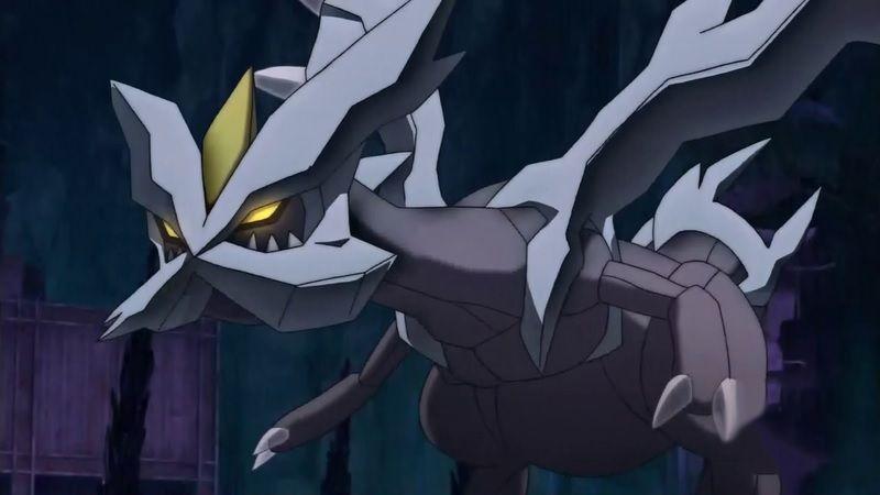 Pokémon Kyurem The Pokémon Company
