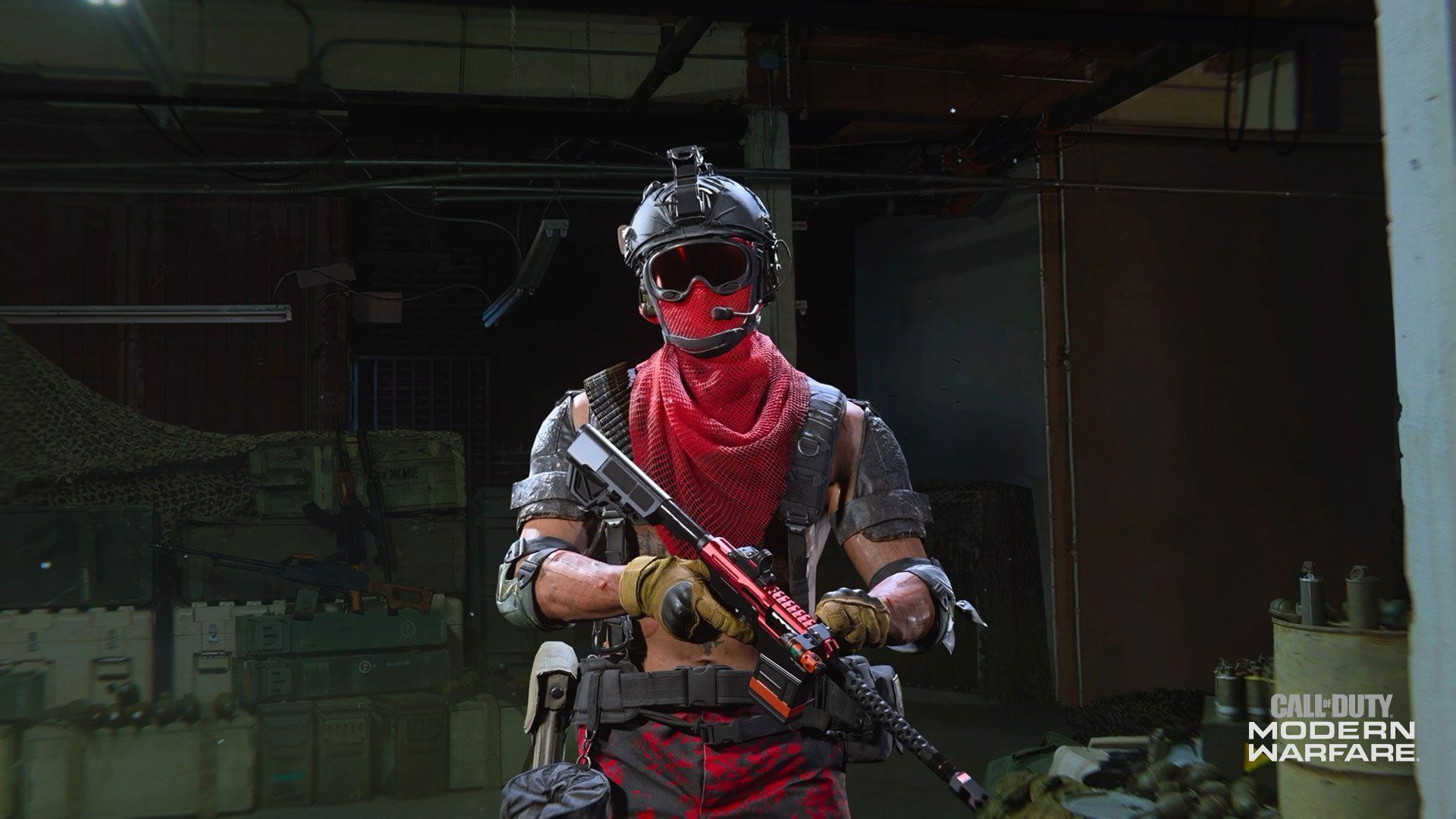 Call of Duty Modern Warfare Warzone Infinity Ward
