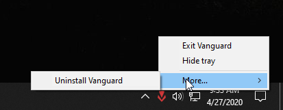 programme Vanguard anti-cheat Valorant Riot Games