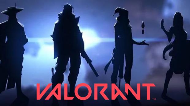 Valorant agent Riot Games vanguard