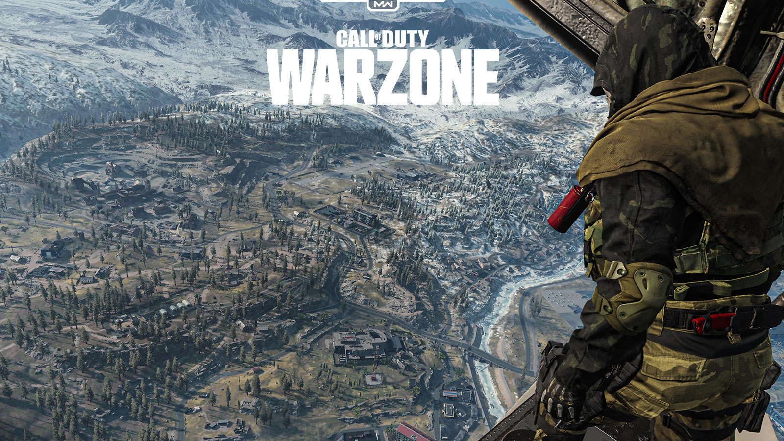 Call of Duty Warzone Infinity Ward Activision