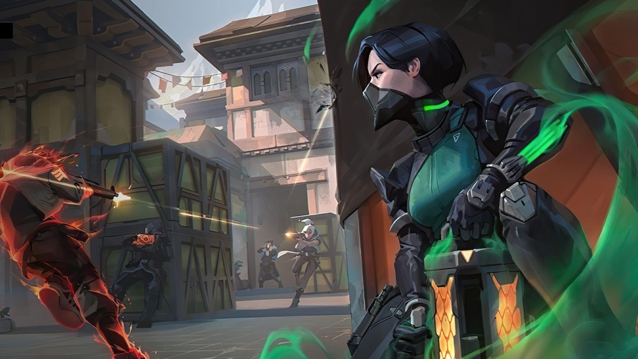Riot Games Valorant Viper