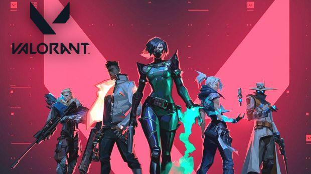 Valorant Riot Games agents