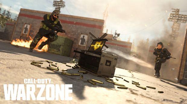 Call of Duty Warzone Activision Infinity Ward