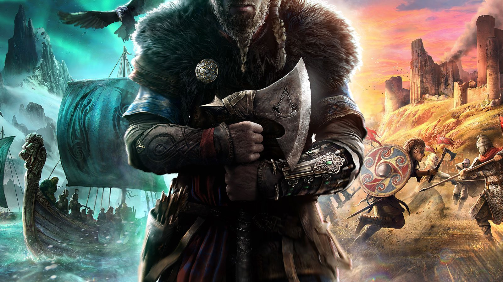 Assassin's Creed Valhalla Ubisoft Eivor