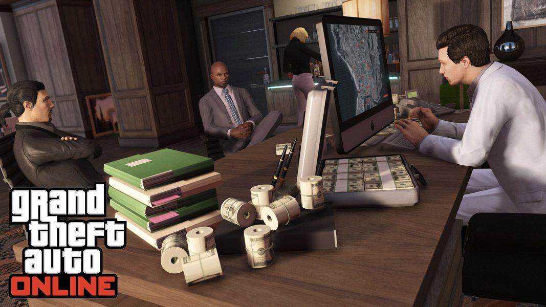 GTA Rockstar Games