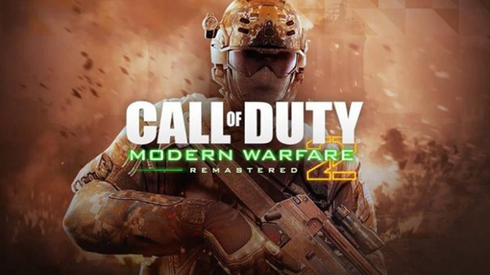 Multijoueur de Modern Warfare 2 Remastered