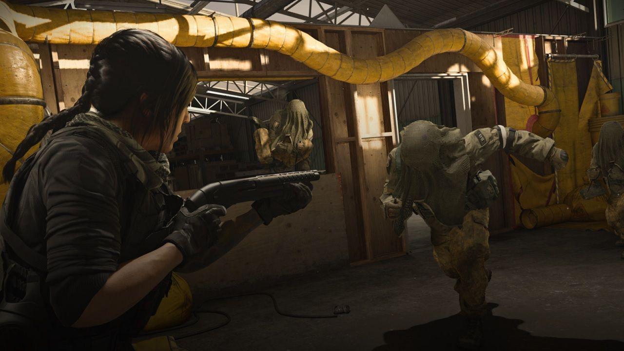 Un bug permet à des joueurs de jouer à la 3ème personne sur Modern Warfare