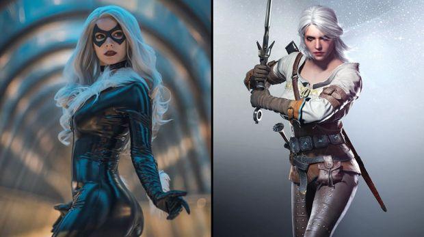Cette cosplayeuse a de nouveau bluffé ses fans grâce à un cosplay de The Witcher 3