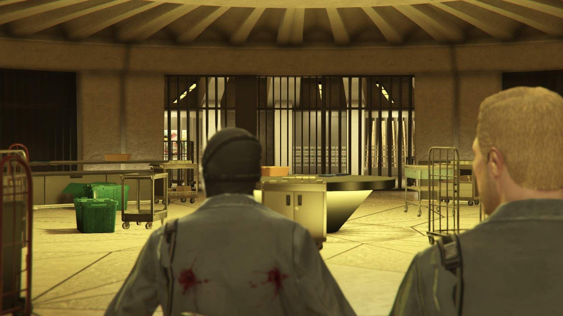 Le braquage du Diamond Casino est un des passe temps favoris sur GTA Online