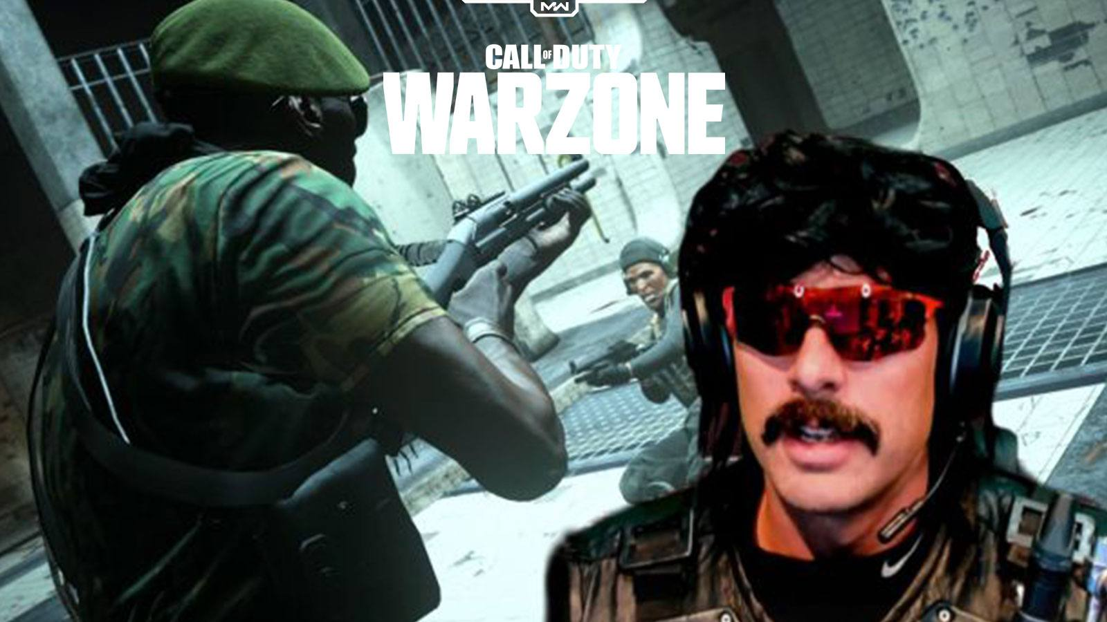 Goulag Call of Duty Warzone Infinity Ward   Dr Disrespect