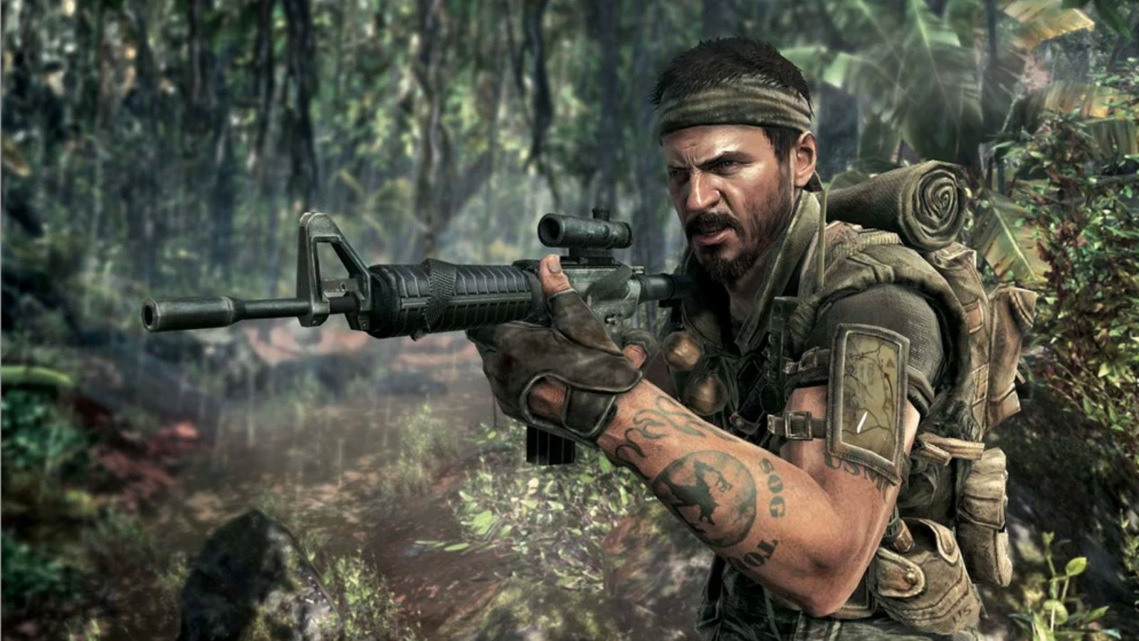 Call of Duty Treyarch Activision