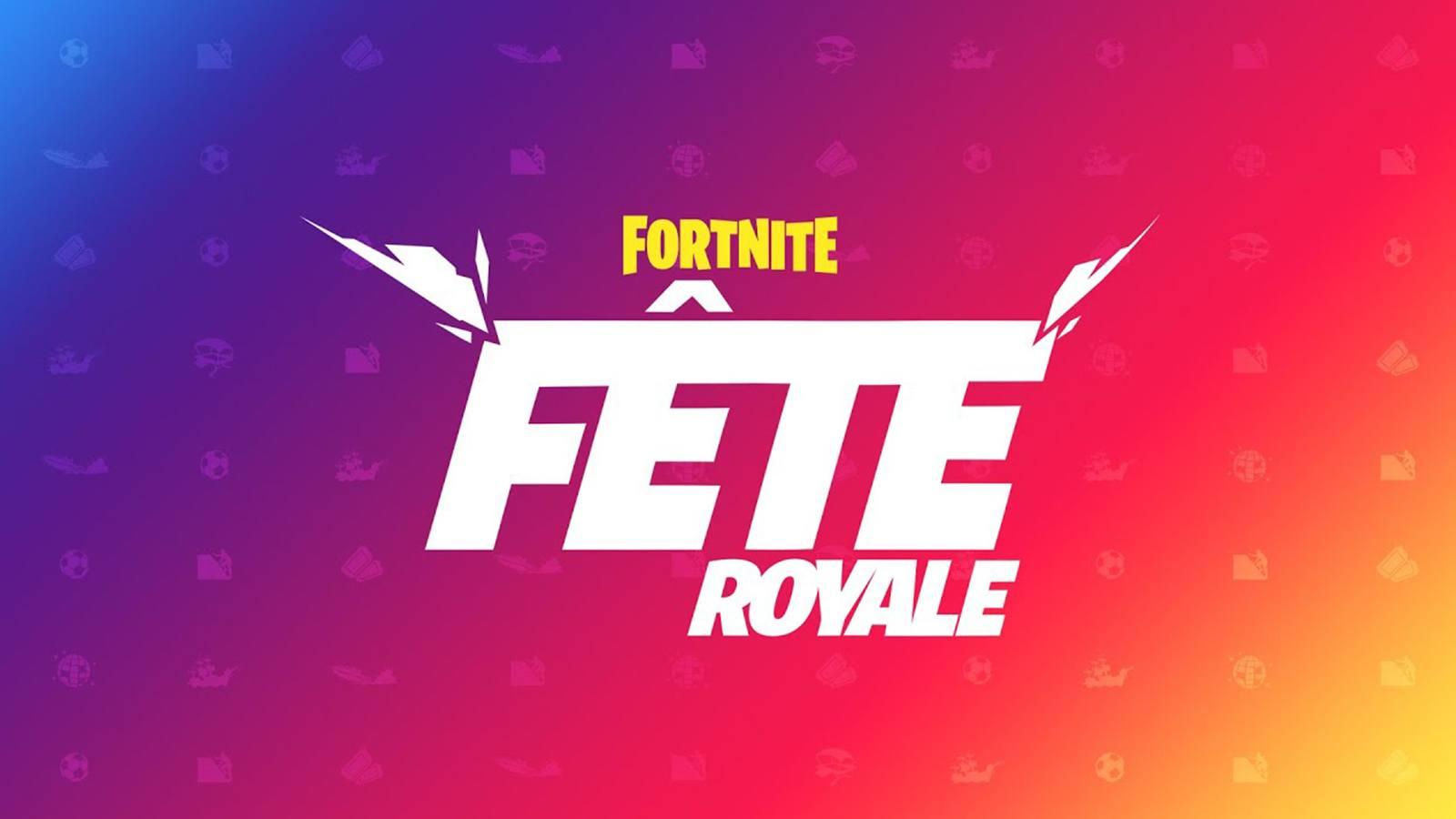 Fortnite Fête Royale
