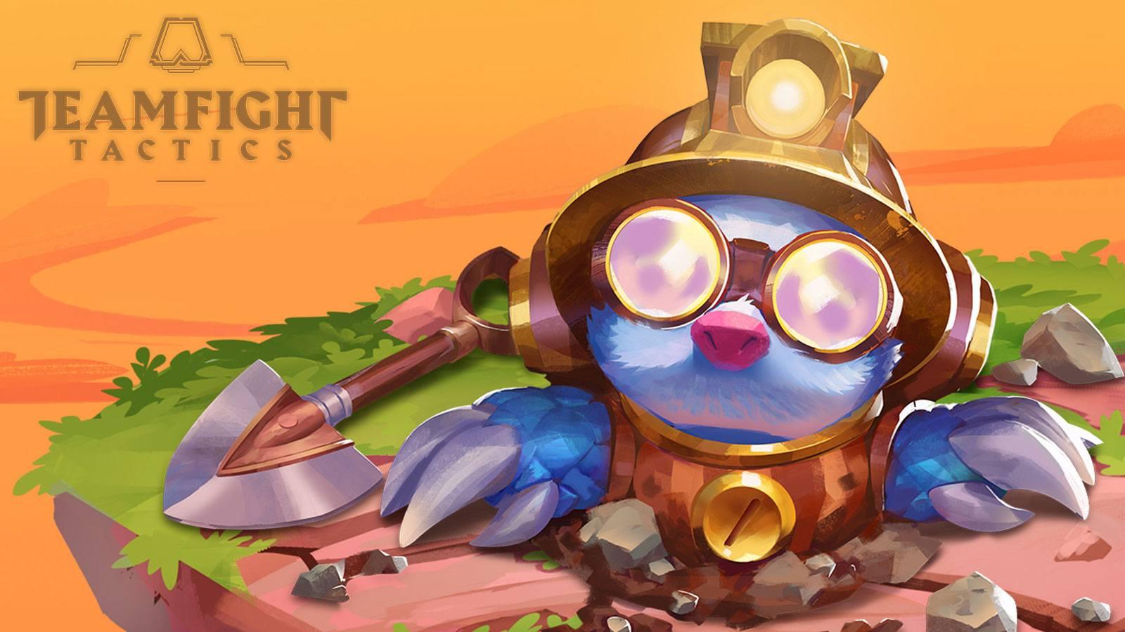 TFT patch 10.12 Riot Games mi-saison