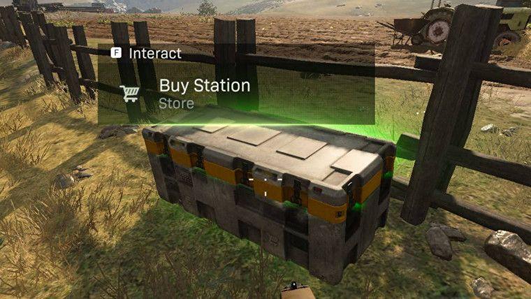 Les stations de ravitaillement posent problème sur Warzone