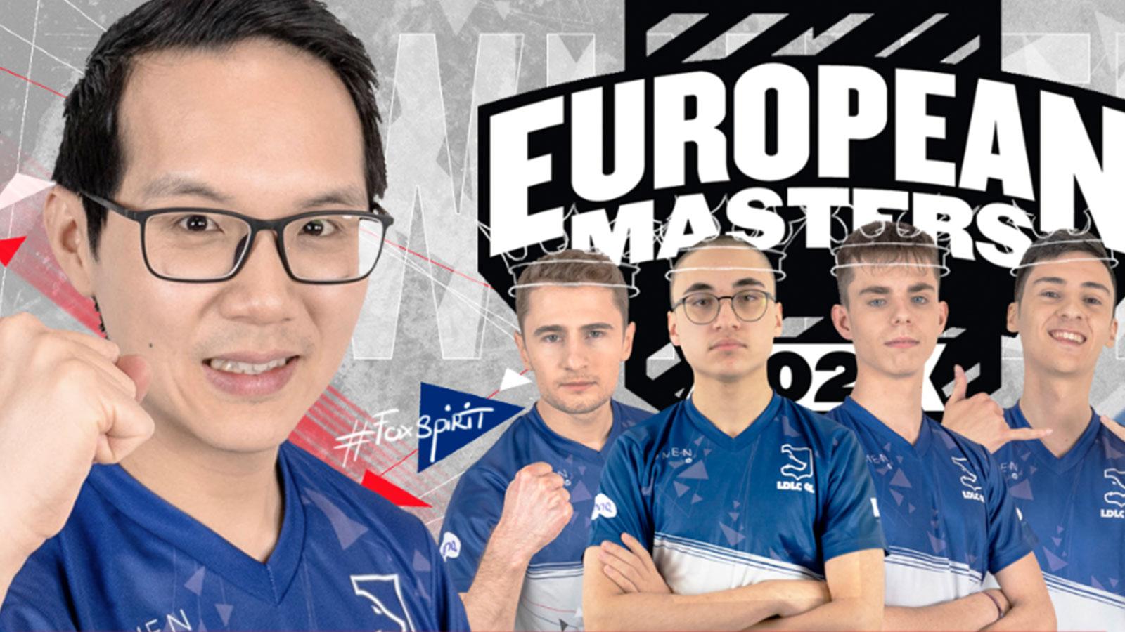 YellOwStaR et LDLC_OL se retrouve champions d'Europe sur League of Legends