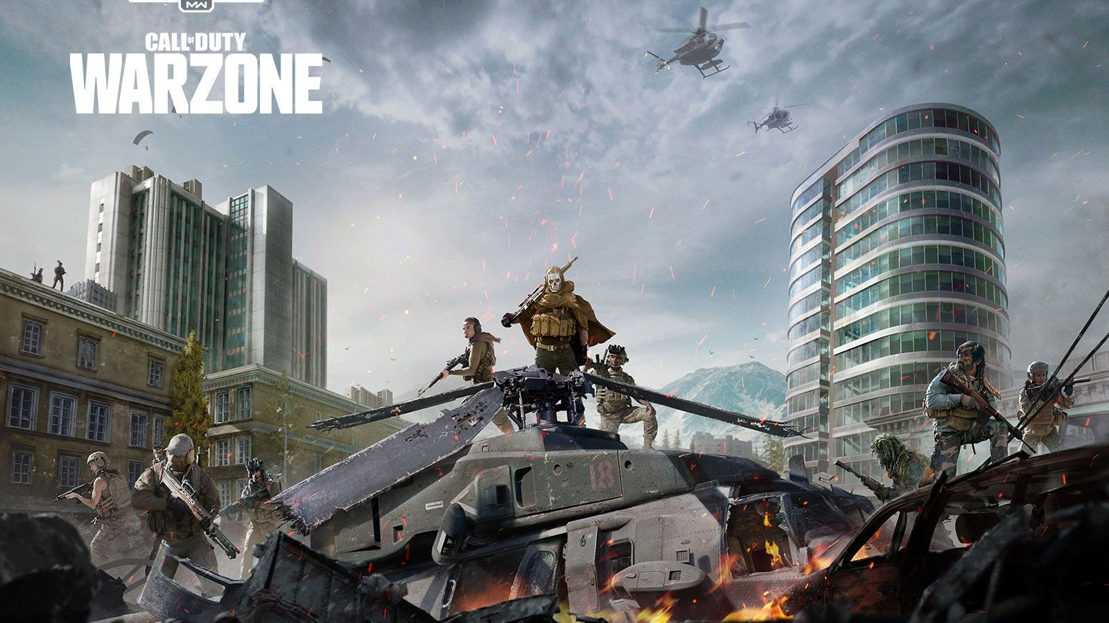 Call of Duty : Warzone Infinity Ward conseils pro