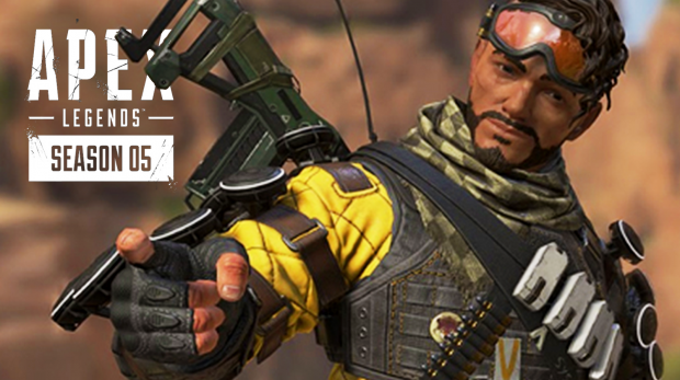 Apex Legends Saison 5 rework Mirage Respawn Entertainment