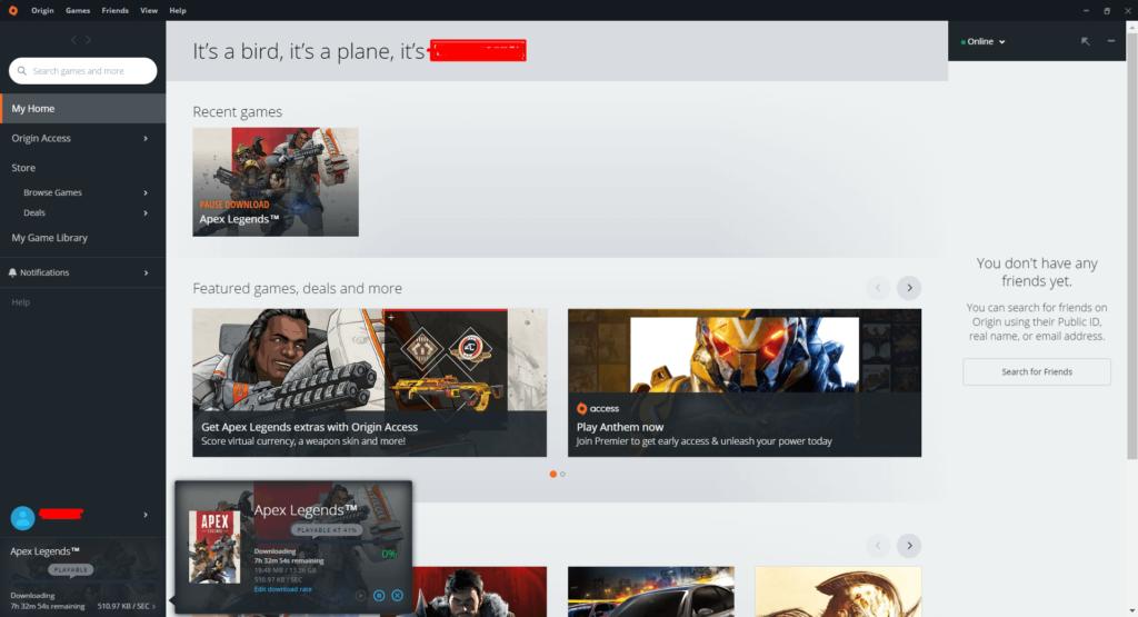 Apex Legends pourrait faire son entrée sur Steam