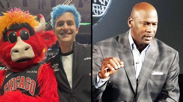 Ninja a révélé pourquoi Michael Jordan lui avait interdit l'entrée du All-Star Weekend