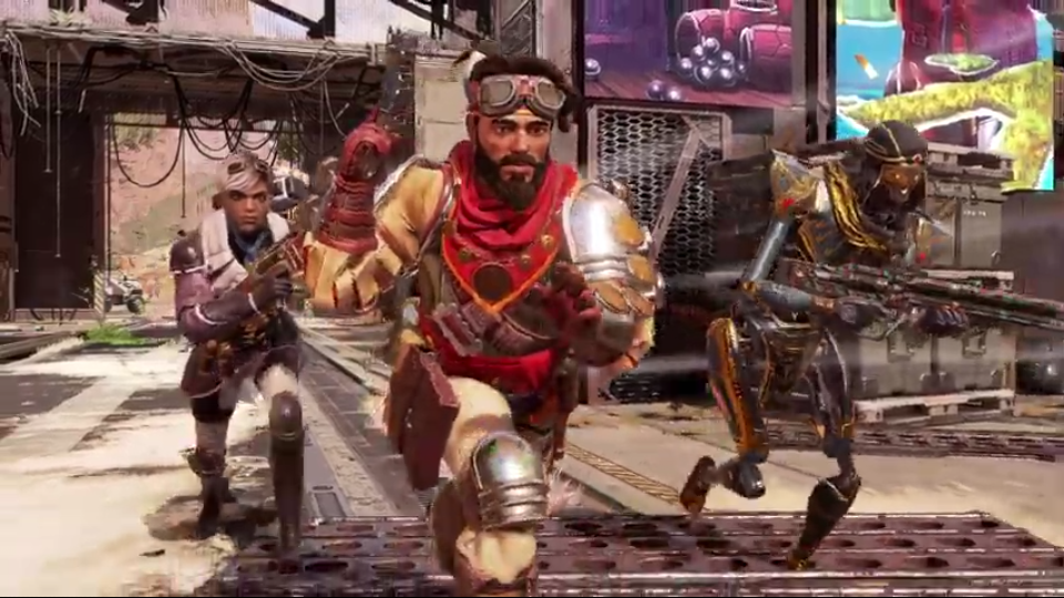 Mirage a été rework sur Apex legends